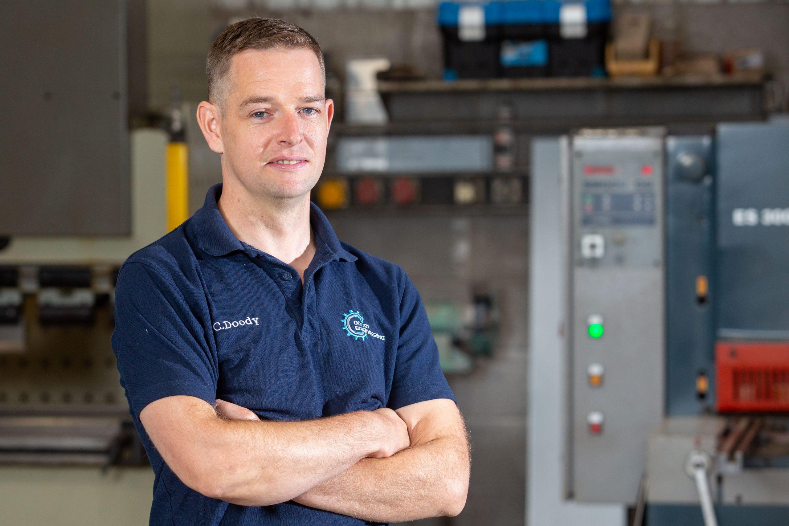 Team member Chris Doody - Doody Engineering