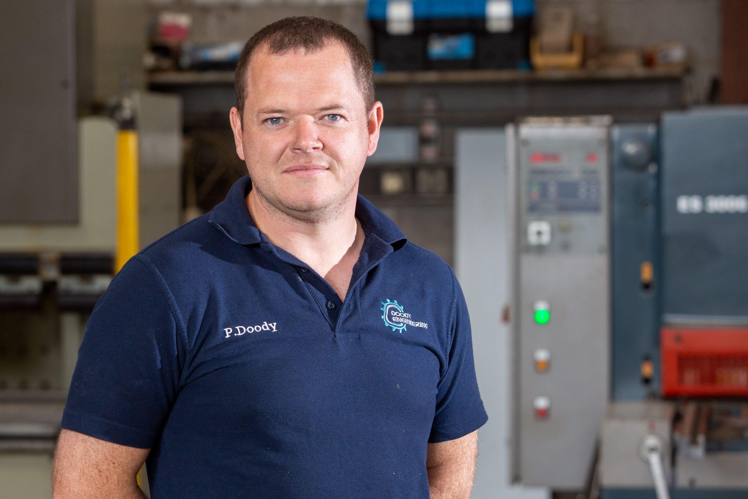 Team Member Paul Doody - Doody Engineering