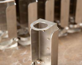 Hand Sanitizer brackets - Doody Engineering