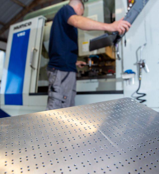 List of Equipment - Hurco VM2 CNC Milling Machine - Doody Engineering